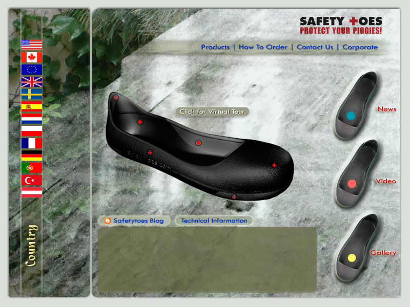 Safety Toes Europe Ltd.: Safety toe shoes protection! An alternative to safety shoes, especially in situations where temporary safety shoes may be required, safetytoes have protective toe caps that slip over outer shoes. If risk assessments indicate the need for toe protection, due to the importance of workplace safety these safety toe overshoes can provide complete compliance similar to safety toe shoes or boots.